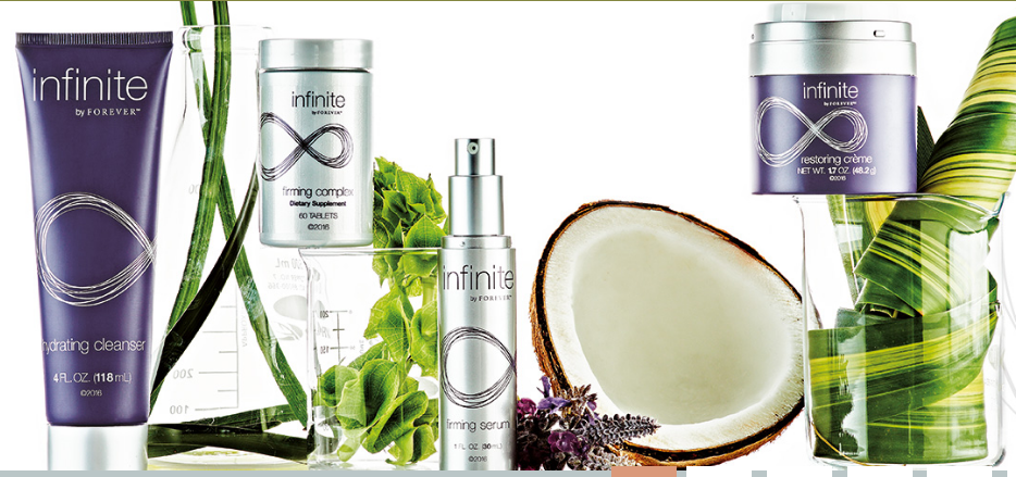 Infinite Anti Ageing Skincare By Forever Living